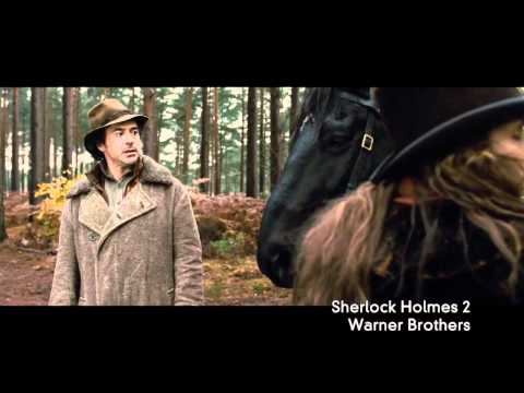 Movie Review: Bromance Elevates Sherlock Holmes: A Game of Shadows