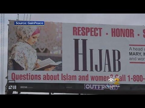 Chicago's Hijab Billboard Campaign Seeks To Educate
