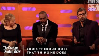 Louis Theroux Does That Thing He Does | The Graham Norton Show | Friday at 11pm | BBC America