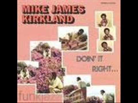 Mike James Kirkland - You put on my mind