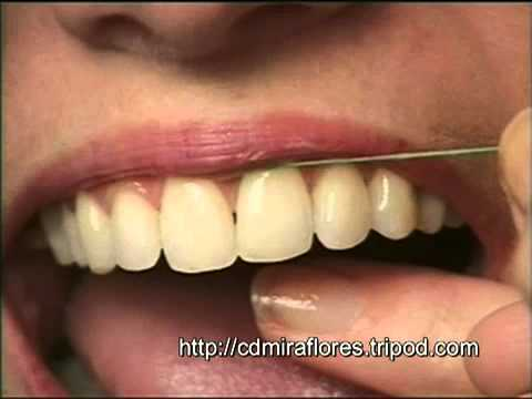 Uso de hilo dental.mp4 Videos De Viajes