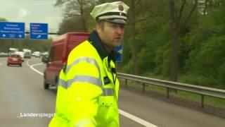 Baustellen Chaos auf der A1 Bremen MiniDoku Polizei Doku 2017 HD, 720p