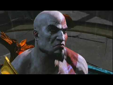 God Of War 3 Kratos Vs Hercules With Different Background Music Blades Athena