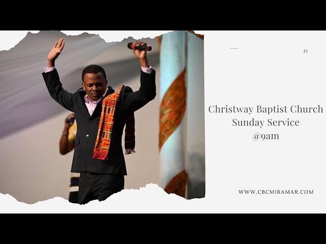 Christway Baptist Church Live   April 25