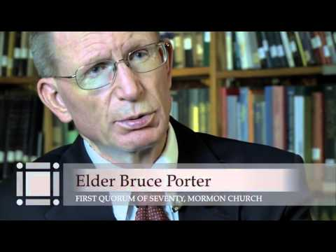 USC 2010: Elder Bruce D. Porter (Interview)