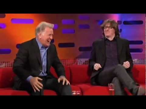 "Martin Sheen ""Walks & Talks"" with Graham Norton & West Wing Music!"