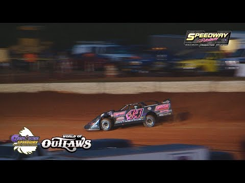 WoO Super Late Models Qualifying @ Cherokee Speedway May 4, 2018