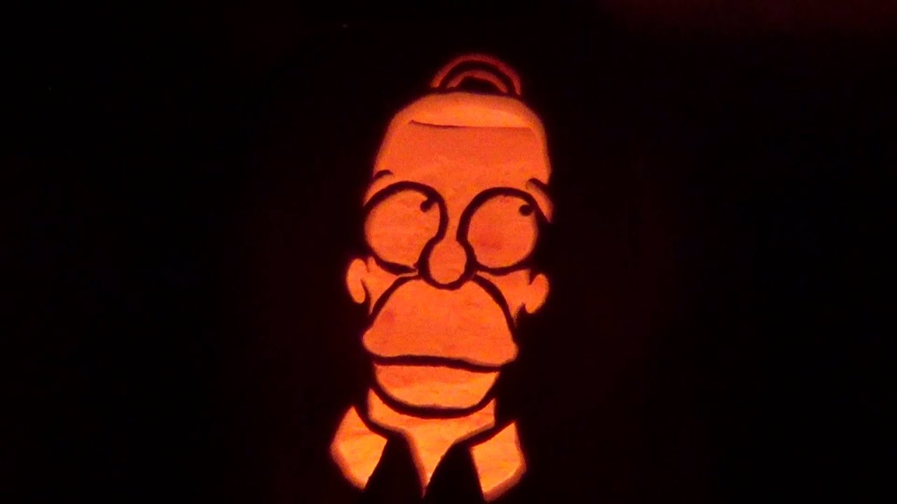 The simpsons halloween pumpkins youtube the simpsons halloween pumpkins pronofoot35fo Image collections