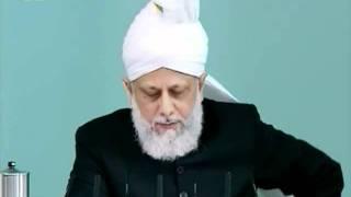 khaleefa tul masih khamis Faith inspiring stories of new converts to Islam Ahmadiyya clip5
