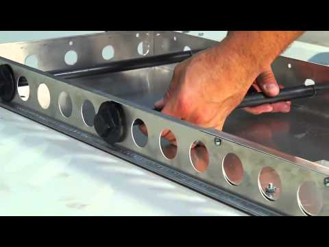 Invisabolt Support System for Adjustable Better-Benches (Fl
