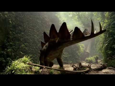 Allosaurus vs Stegosaurus - Аллозавр против Стегозавра [RUS]