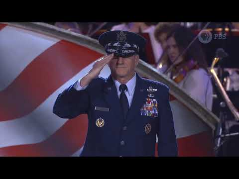 Armed Forces Medley: 2018 National Memorial Day Concert - PBS