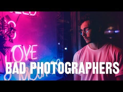 Why BAD Photographers THINK They\'re Good