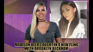 ARE MADISON BEER & BROOKLYN BECKHAM DATING? // INFLUENCERS ONLY