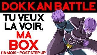 Invocations STEP UP , puis présentation de la BOX DOKKAN