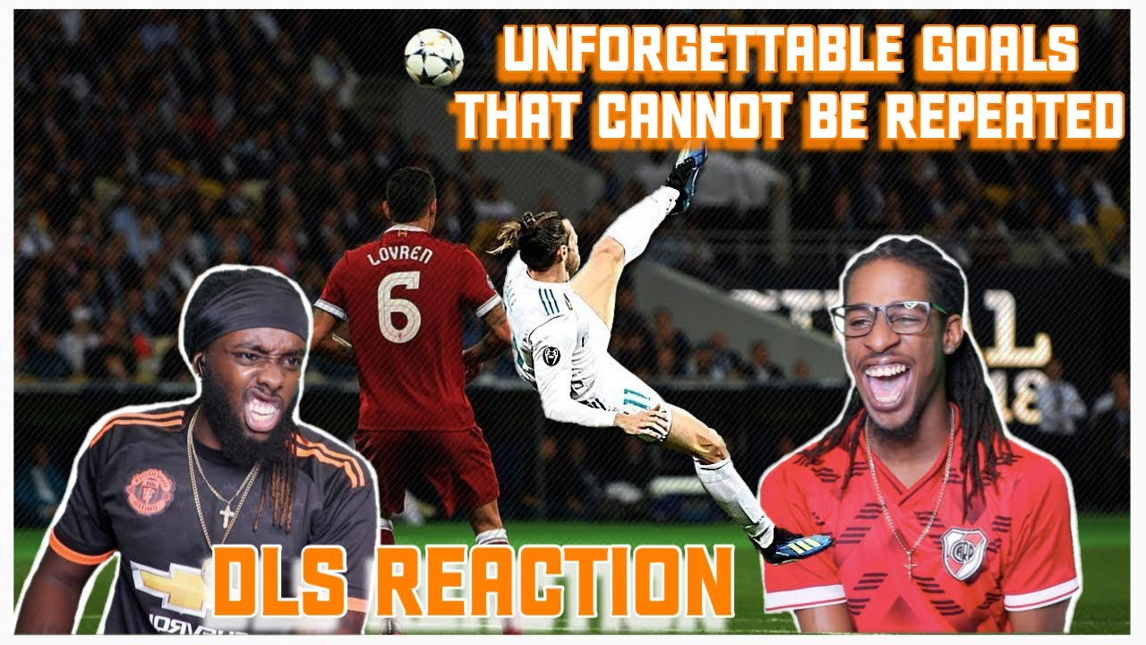 Download Unforgettable Goals That Cannot Be Repeated | DLS Reaction