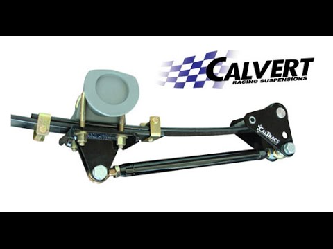 American Bracket Racer Product Showcase: Caltrac Bars And Mono Split Leaf Springs