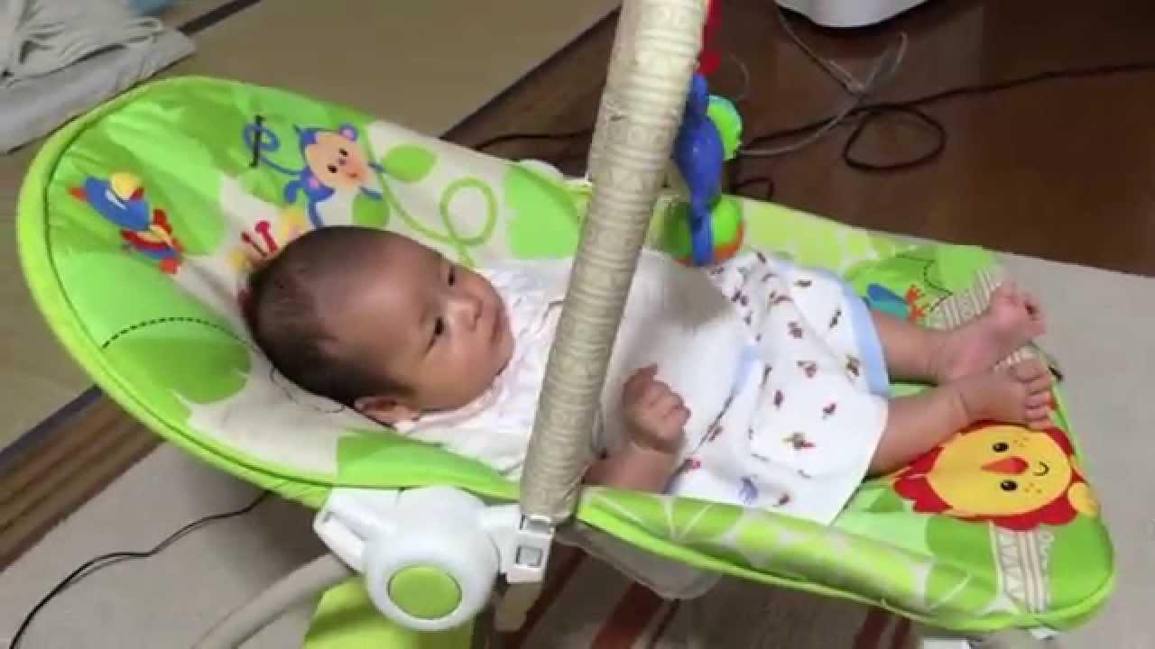Homemade Automatic Baby Bouncer - Arduino