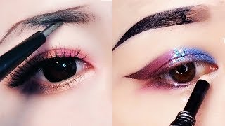 Eye Makeup Natural Tutorial Compilation ♥ 2019 ♥ # 223