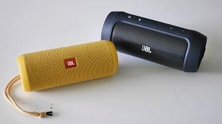 JBL Flip 3 vs. JBL Charge 2 - soundcheck