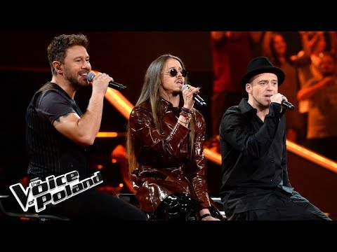 """Jury Battle - """"All For Love"""" - Bitwy - The Voice of Poland 8"""