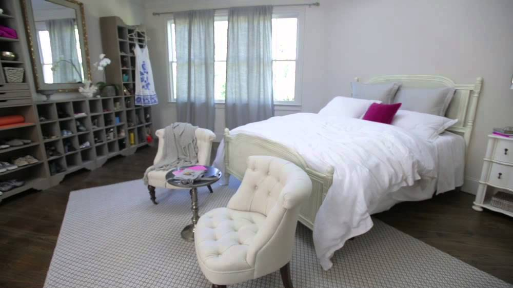 Real Simple: How To Create More Storage In Your Bedroom   YouTube