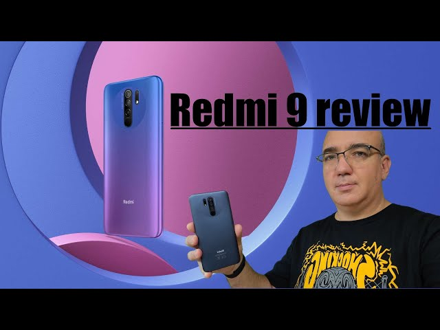 Xiaomi Redmi 9 review final