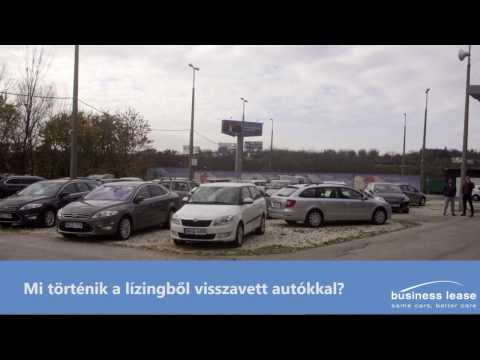 Business Lease Hungary Kft. Használtautó Telephely