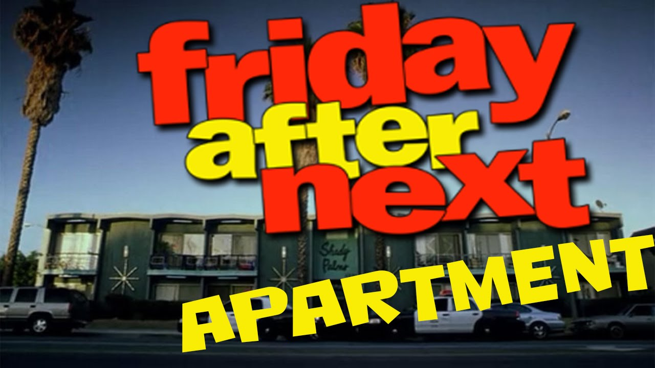friday after next apartment filming location youtube