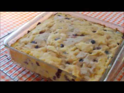 Blueberry Breakfast Cake and Vintage Appliance Tour of Sunbeam Mixmaster 12C