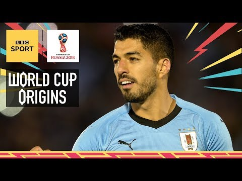 World Cup 2018: The Making Of Uruguay's Luis Suarez - World Cup Origins - BBC Sport