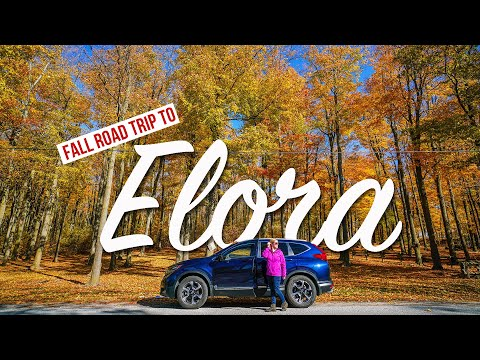 A DAY TRIP TO ELORA, ONTARIO With HONDA CANADA