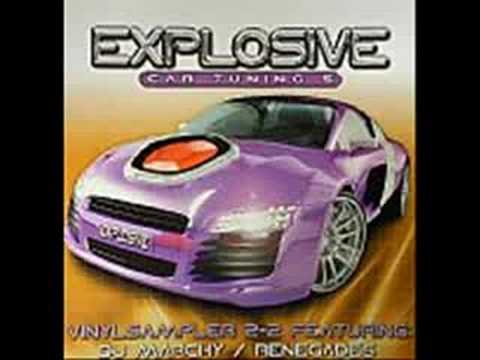 explosive car tuning cd 5 totalition dark dancer