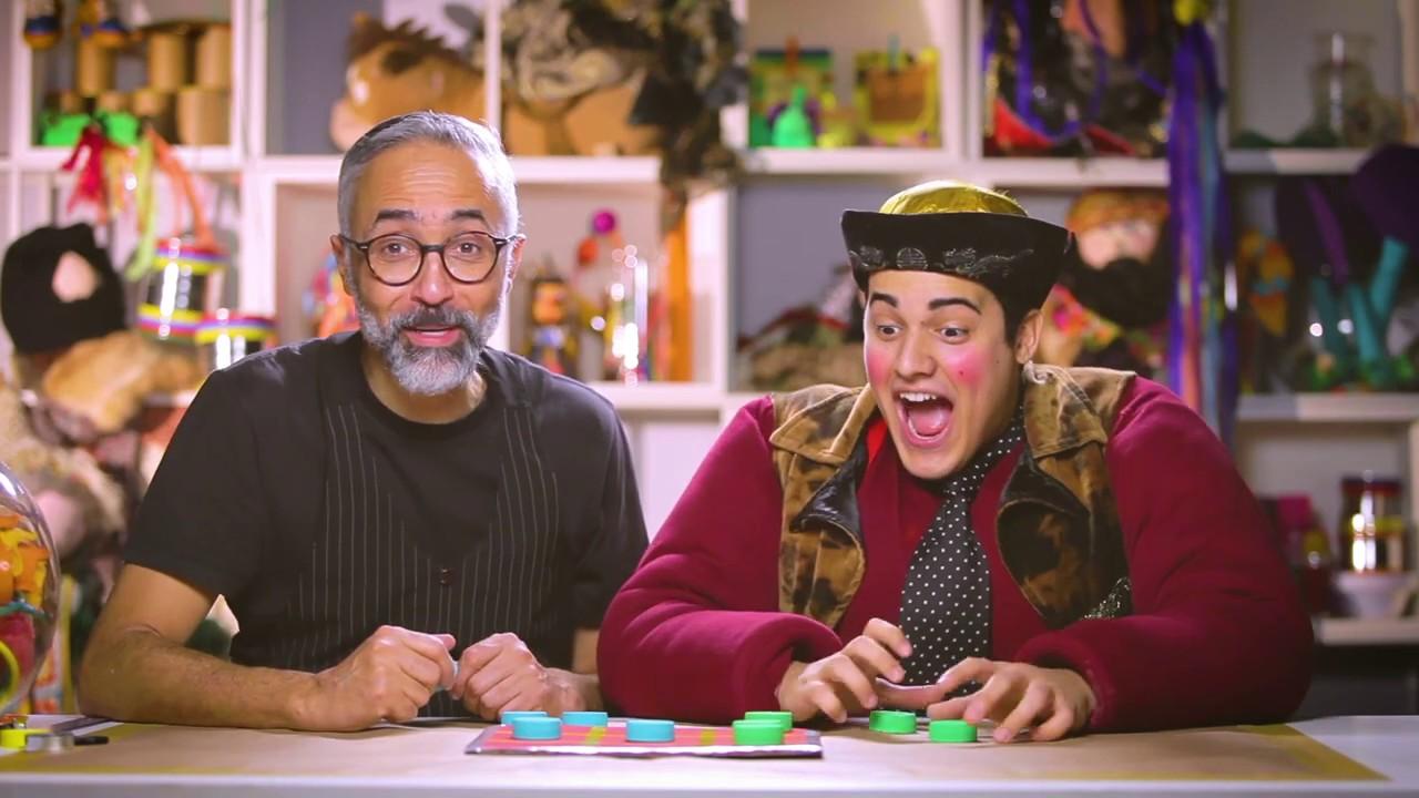 Os brinquedos do Alfredo [Episódio 22] Ibab Criança