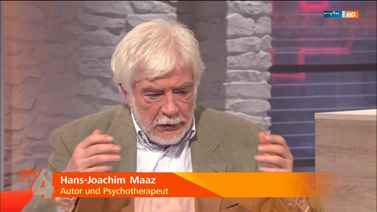MDR um 4 / Dr.  Hans-Joachim Maaz