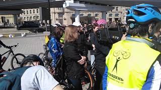 Экстрим вело-тур субботнего дня сбор  на Почтовой