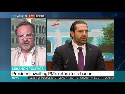 Did Saudi Arabia influence Hariri's resignation?