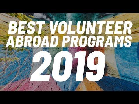 Volunteer Abroad 2019: Top Programs