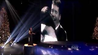 Leona Lewis - Run (Live X Factor US) [Sub Español]