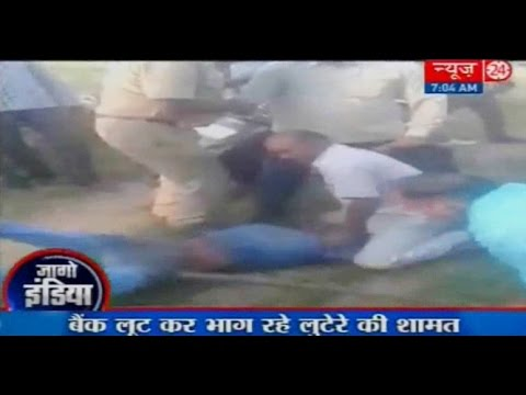 SHOCKING video of police giving third degree torture to theft accused : Alwar