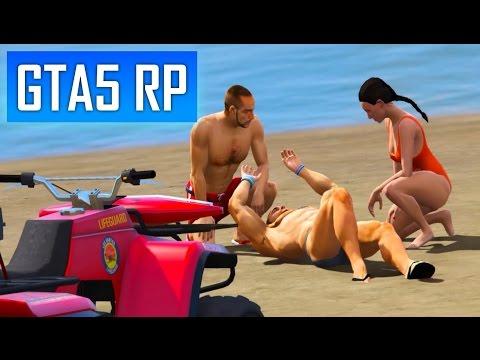 GTA 5 RP : Rediff Live Multijoueurs avec la SADOJ | LIFEGUARD