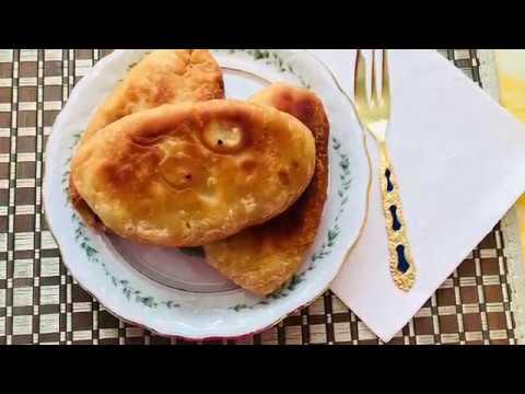 Пирожки с картошкой из готового теста