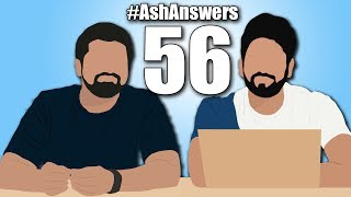A lot of OnePlus 5 Questions, vs Mi6, vs Galaxy S8, Dropping Viewership & more... #AshAnswers 56