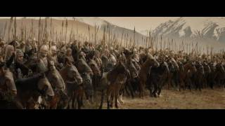 Repeat youtube video Ride of the Rohirrim