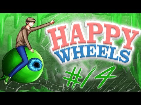 Happy Wheels - Part 14 | THIS IS SPARTA!!!! EVEN MORE IMPRESSIONS