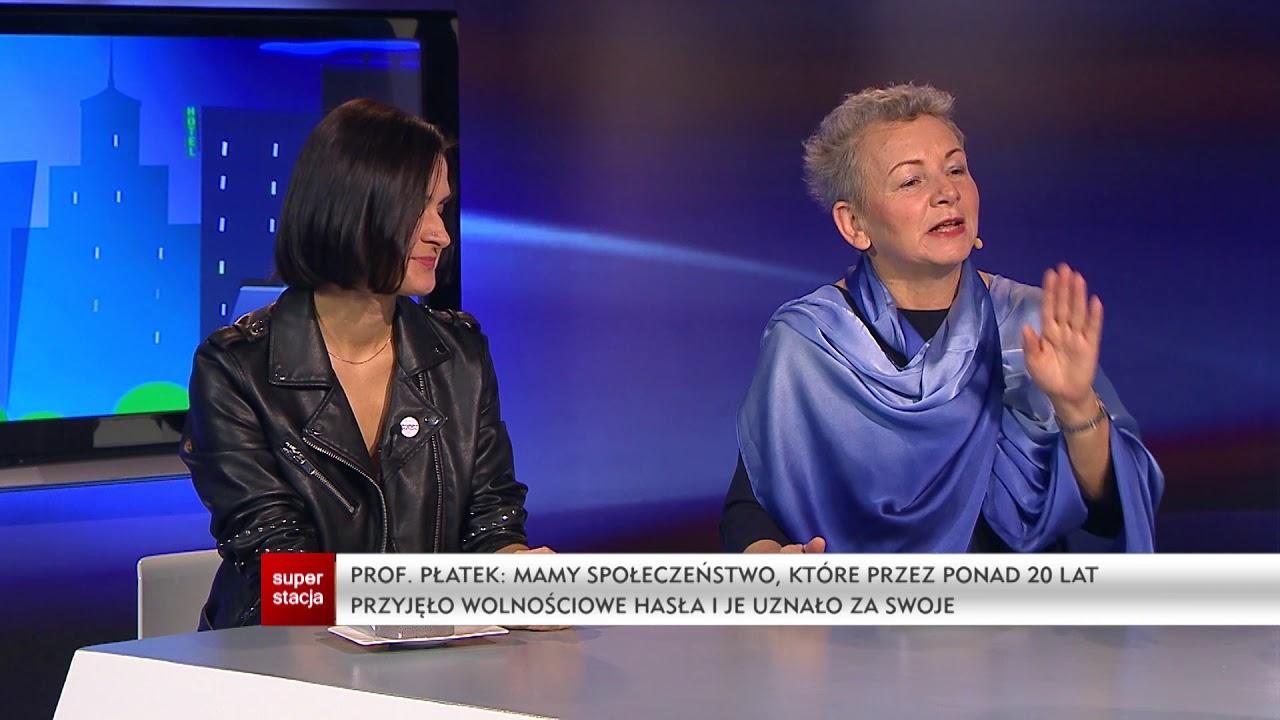 Szpile – Agnieszka Wiśniewska, prof. Monika Płatek – 21.10.2017