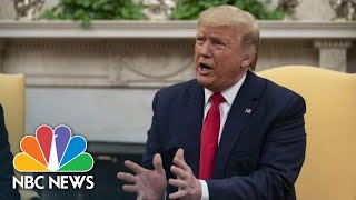 Trump: 'We Saved A Lot Of Lives' By Striking Iranian General | NBC News