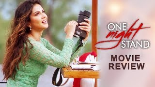 vuclip One Night Stand Full Movie Review | Sunny Leone, Tanuj Virwani | Bollywood Hindi Movie