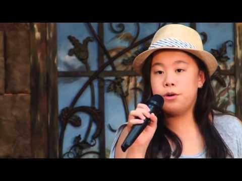 Breanna DeSantos sings' If I Ain't Got You'   8 9 2015    Las Vegas, Nevada