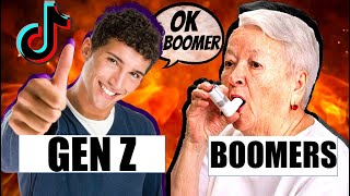If Gen Z And Boomers Had A Rap Battle..